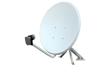 προσφορά δορυφορική κεραία